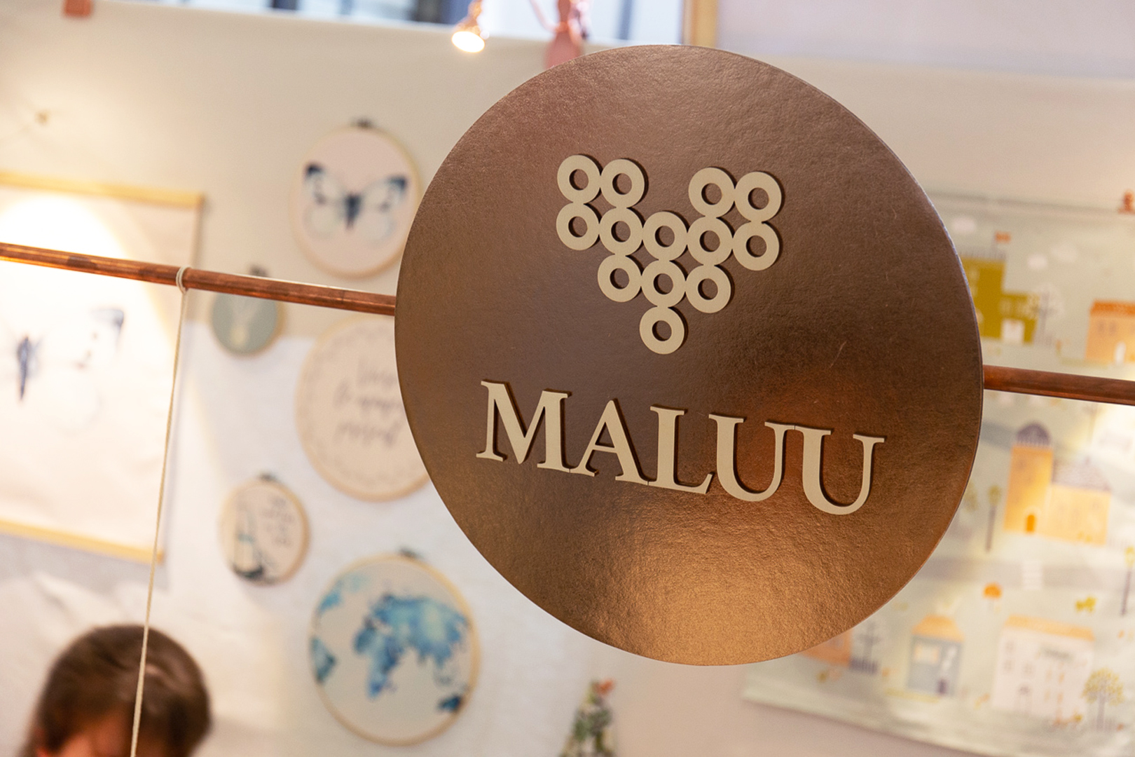 MALUU Logo Designmarkt