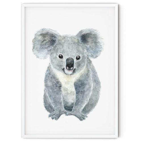 MALUU Kunstdruck Koala